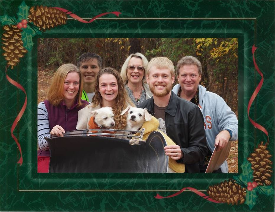Matzke Family Dec 2016